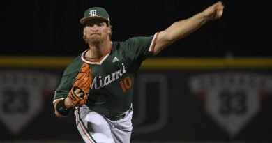 Hurricanes Take Down #1 Ranked Florida
