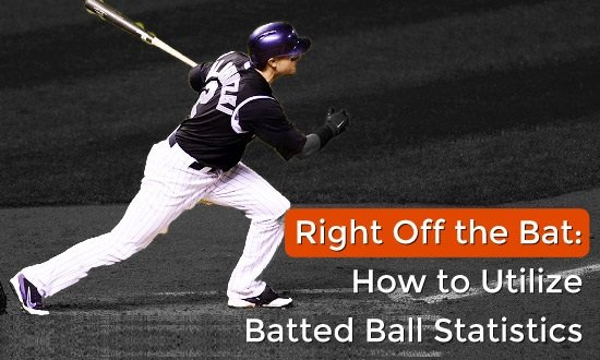 batted ball statistics