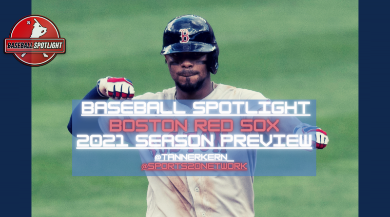 Boston Red Sox 2021 Season Preview