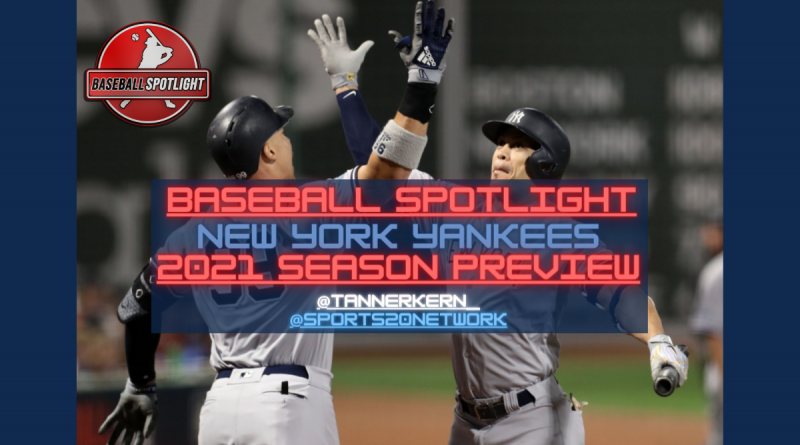 New York Yankees 2021 Season Preview