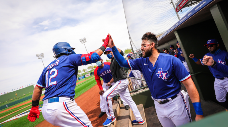 Rangers Allowing Max Capacity