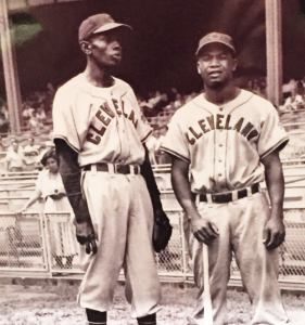 History of the Negro League - Paige and Doby