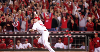 Thank you Jay bruce