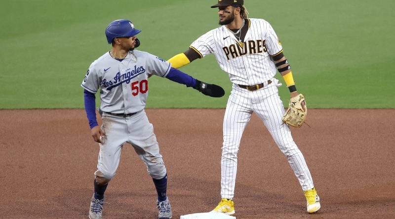 Dodgers and Padres