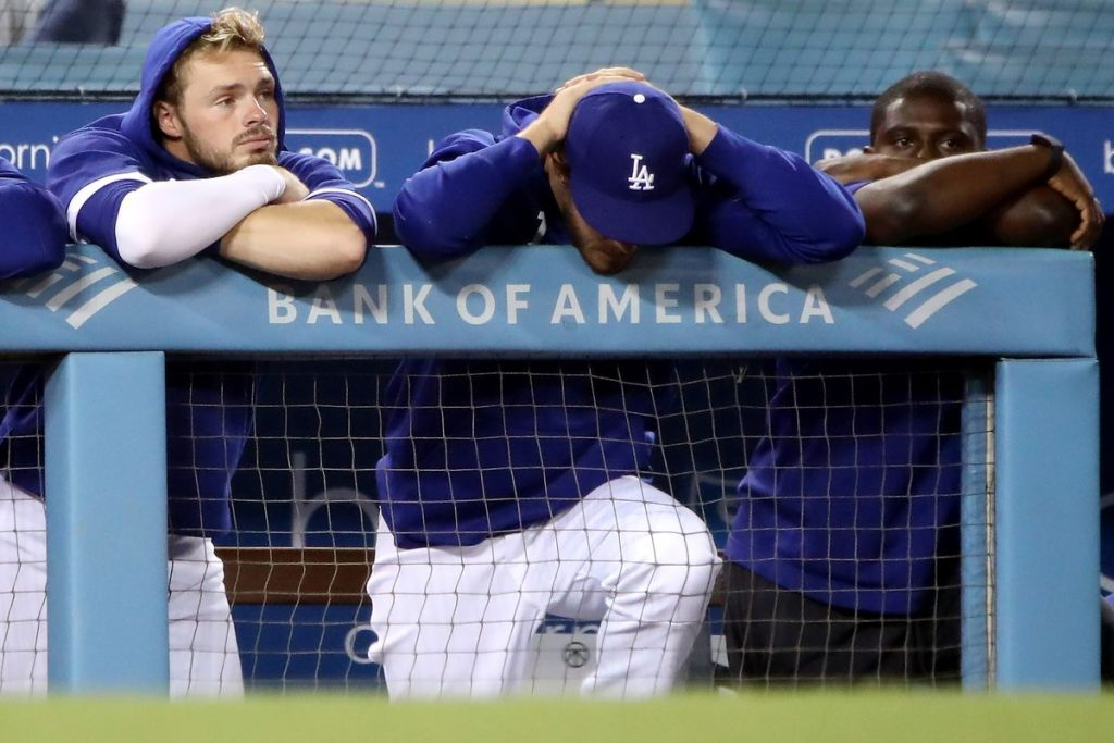 the Dodgers