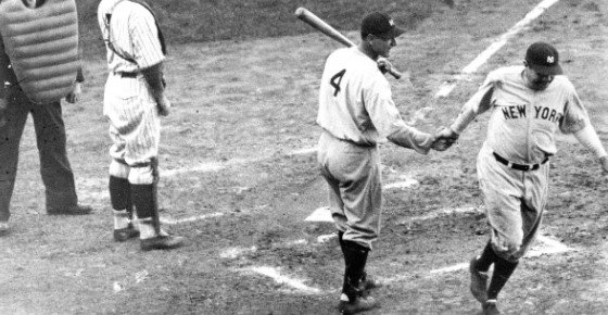 Babe Ruth Shot Call Controversy