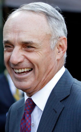 Rob Manfred in MLB Going Back to Old Ways