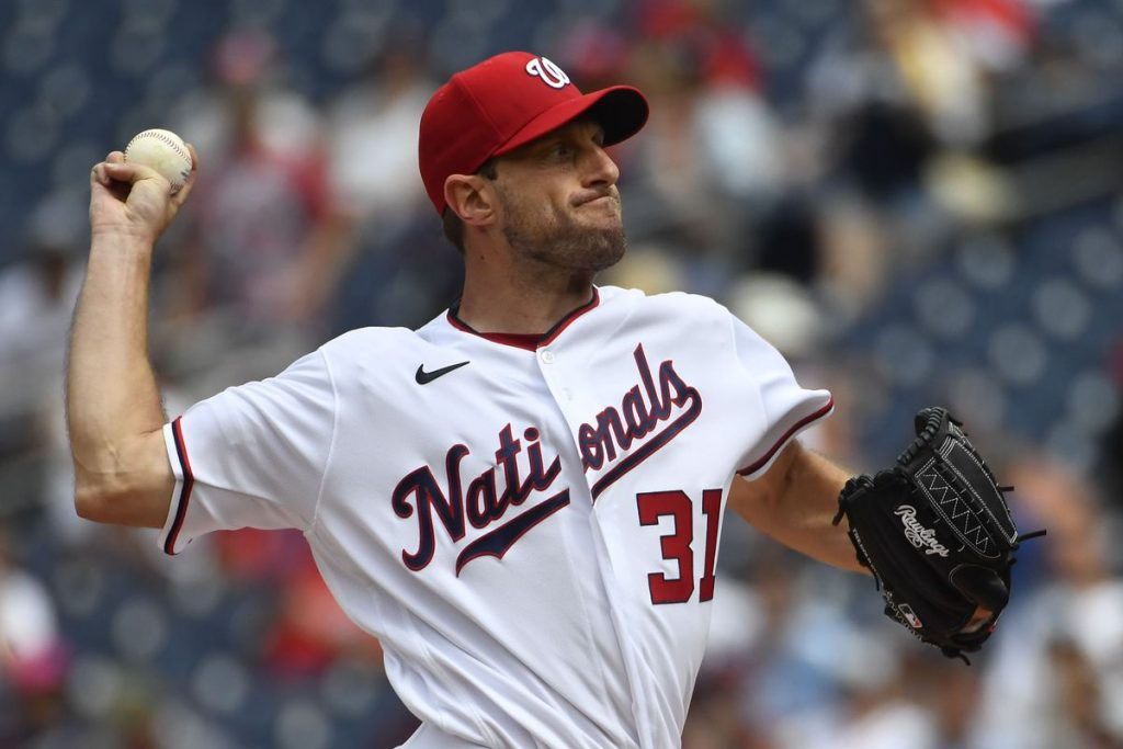 Max Scherzer is the Greatest Washington Nationals Player of All Time