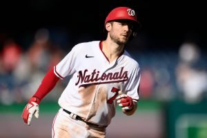 Is Trea Turner in the Nats Future Plans?