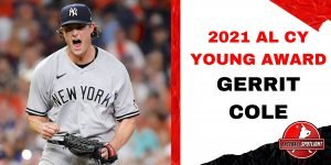 Gerrit Cole Cy Young 2021