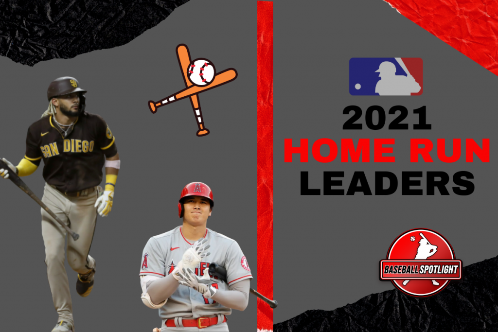 2021 MLB Home Run Leaders   Handicapping the Home Run Race