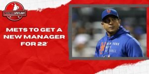 Mets to get a new Manager for 22'